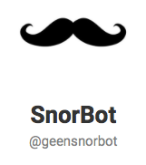 snorbot icoon